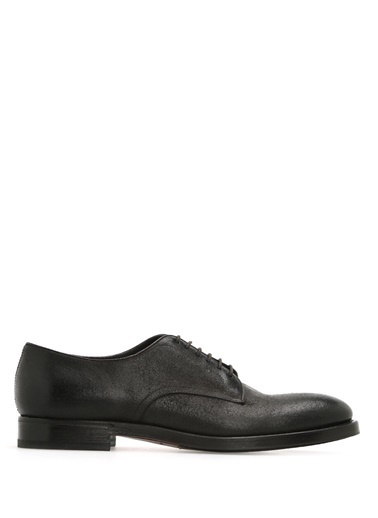 %100 Deri Bağcıklı Ayakkabı-Henderson